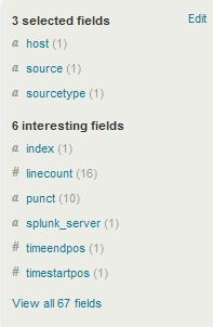 splunk regex field extraction -